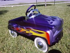Custom Pedal Cars? - Page 3 - THE H.A.M.B.
