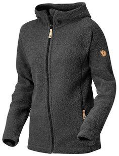 Fjällräven - Women's Kaitum Fleece - Fleece jacket ➽ Dispatch within - Buy online now! Vest Jacket, Hooded Jacket, Polaroid, Model One, Unisex, Parka, Fox, Jackets For Women, Men Sweater