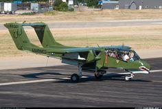 North American Rockwell OV-10 Bronco ~ BFD