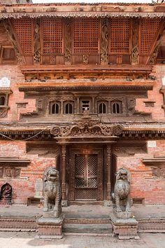 Yatkha Bahal, Kathmandu, Nepal  √
