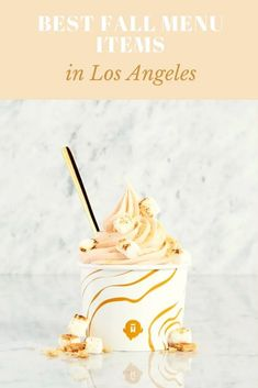 The best Fall menu items that go way beyond pumpkin spice in Los Angeles #pumpkinspice #pumpkins #fallinlosangeles Summer Drinks Kids, Summer Drink Recipes, Picky Eater Lunch, Menu Items, Other Recipes, Pumpkin Spice, Delicious Desserts, Fall, Autumn