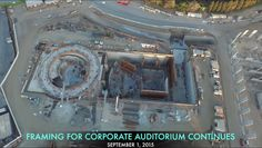 spaceship campus revealed in new drone footage Apple Campus 2 ...  #Apple #Campus2 #Foster&Partners Pinned by www.modlar.com