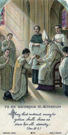 Fr. Ralph Egan 1928 Ordination Card | Flickr - Photo Sharing!