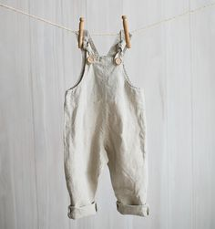 Linen Overalls | Tortoise & the Hare Clothing