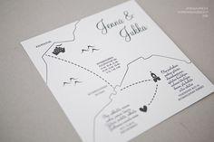 Hääkutsut » Makea Design // Valokuvaus / Graafinen suunnittelu (runo♥?