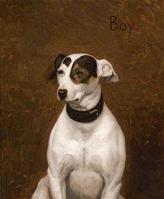 Boy by Jean-Leon Gerome