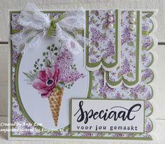 Anja Zom kaartenblog: Perfumed paper