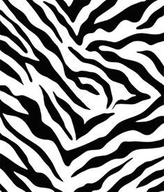 Free zebra stencil to download here: http://interiorspl.com/strona-gwna/o-mojej-mioci-do.html