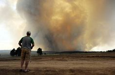Red Cross forced to shut one shelter, Hick OKS emergency funds to fight 3 massive wildfires