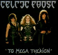 Innocence And Wrath By Celtic Frost On To Mega Therion Heavy Metal Art, Black Metal, Hard Rock, Celtic Frost, Band Photos, Band Memes, Metalhead, Death Metal, Metal Bands