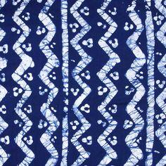 100% Cotton African Batik Fabric