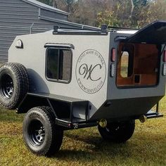 Photos | Drifter Trailers Small Camping Trailer, Off Road Camper Trailer, Trailer Diy, Trailer Tires, Trailer Build, Camper Trailers, Small Campers, Rv Camping, Camping Ideas
