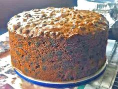 Love making a traditional Christmas Cake....following in my Mum's footsteps....she made the best...bless her xx
