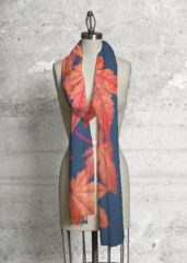 Japanese Maple Scarf: What a beautiful product!