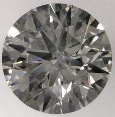 #xmas #Christmas #B2C Jewels - #B2C Jewels 1.30 Carat - Round Cut Loose Diamond, SI2 Clarity, L Color, Excellent Cut - AdoreWe.com