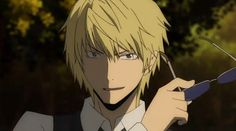 Shizuo's so cute! I can't help it!! X3