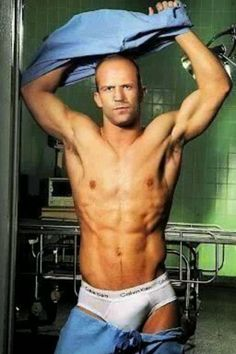 Jason Statham: Without words !