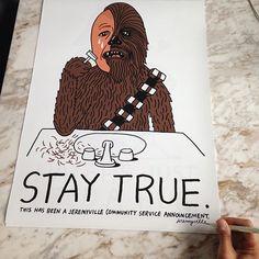 Stay True by Jeremyville