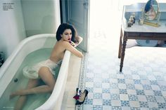 Stunning beauty Monica Bellucci photographed by Norman Jean Roy poses for Vanity Fair Spain magazine February 2013 edition. Enjoy this fashion editorial. Monica Bellucci, Bond Girls, Vanity Fair España, Boudoir Photography, Fashion Photography, Beauty Photography, Boudoir Photos, Norman Jean Roy, The Libertines