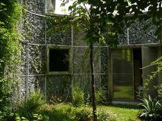 #Sichtschutzmauer aus #Gabionen. Sind Sie interessiert? www.ericclassen.de