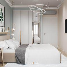 Master Bedroom Interior, Home Bedroom, Modern Bedroom, Room Ideas Bedroom, Simple Bedroom Design, Home Room Design, Girl Bedroom Designs, Toilet Room Decor, Minimalist Bedroom Small