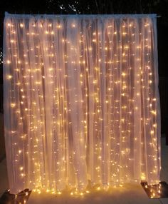 Our backdrops are classy and can be customized to your event including a theme, design, or even a company logo.