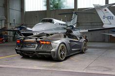 Mansory Lamborghini Carbonado Roadster.