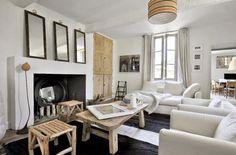 Maison de vacances de Sarah Lavoine Rue de la Déco