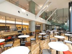 Food Court, Learning Spaces, Conference Room, Table, Interiors, Furniture, Home Decor, Decoration Home, Room Decor
