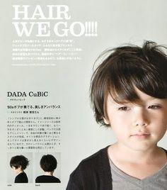 little boy haircut
