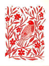Image result for images of lino prints