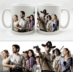 The Walking Dead - Original Cast