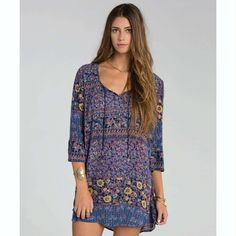 Billabong Take Me Away Tunic Dress | Billabong US