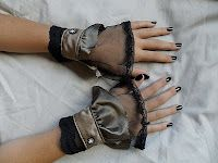 Steampunk cuffs Good for steampunk costumes