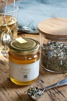 #honey #tea | Dille & Kamille