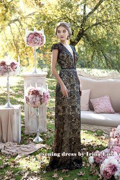 Вечернее платье Ростислава №7841