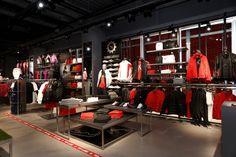 Puma premium store by Plajer & Franz Studio, Osaka   Japan sports