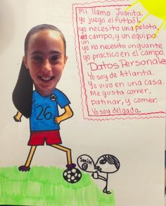 Los Deportes- trading cards for sports unit