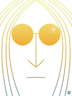 john lennon illustration by christopher ryan