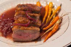 La Ruxandrel: Rata cu sos de vin Steak, Food, Essen, Steaks, Meals, Yemek, Eten