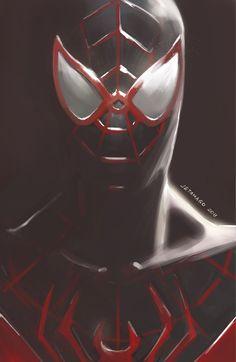 DSC Ultimate Spider-Man by Taclobanon on deviantART