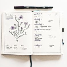 "662 Likes, 14 Comments - Malin Olivia (@bulletbymalin) on Instagram: ""This week's #bulletjournalweekly Thank you for all the great words and advice in my last post…"""