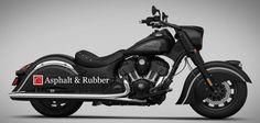2016 Indian Chief Dark Horse photo leaked - Common Tread - RevZilla