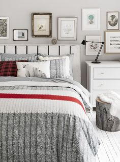 Plaid Ideas Bedroom Home Amp Design Inspiration