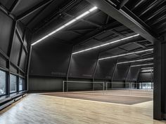 The Tennis and Squash Center Sihltal will be supplemented with another type of racket sport. A new Badminton hall with five Courts and a multifunctional zone...