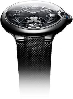 Cartier - Yes, finally a design that satisfies my fashion + engineering/geek sides... now of course I have to be able to afford it... :)