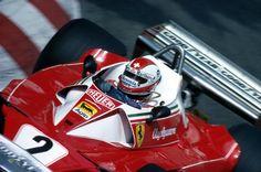Clay Reggazoni 1976 Ferrari 312T2