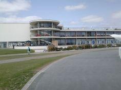 De La Ware from sea side