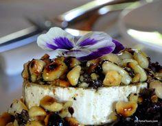 El Muelle Restaurant, Ronda, goats-cheese