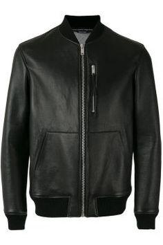 Alexander McQueen leather jacket #modasto #giyim #erkek https://modasto.com/alexander-ve-mcqueen/erkek/br3110ct59